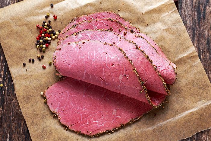 McLoughlins beef